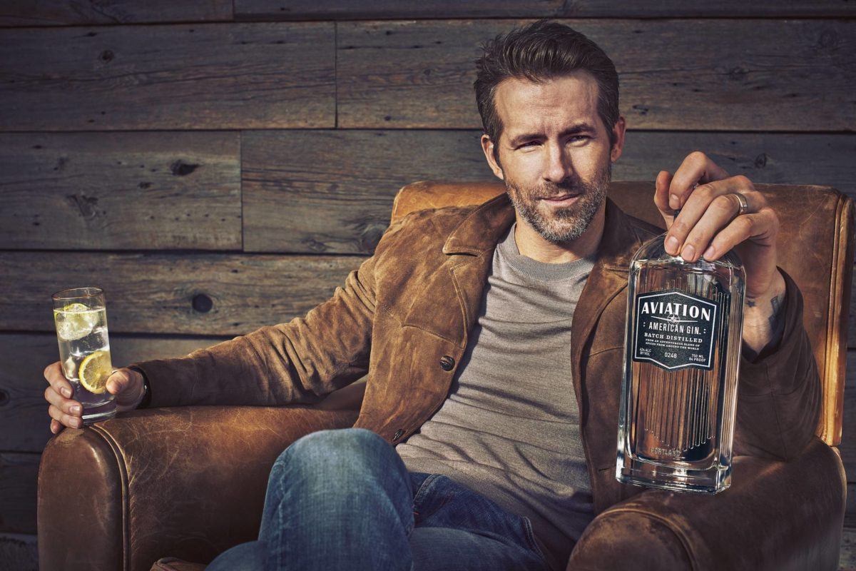 Star Powered Booze: The Celebrities In Your Liquor Cabinet