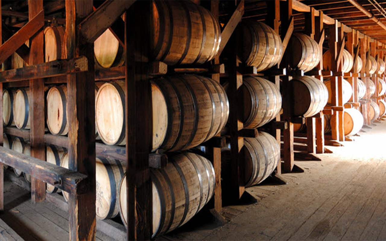 Bourbon Is Booming